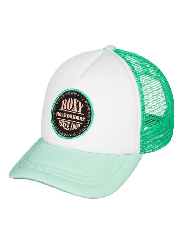 0 Truckin Trucker Hat  ARJHA03194 Roxy