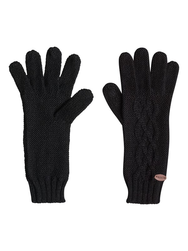 0 Reef Breaks Knit Gloves  ARJHN03002 Roxy