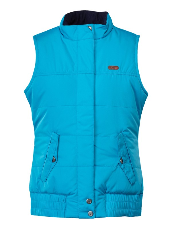 0 Warm Up Insulator Vest  ARJJK00033 Roxy