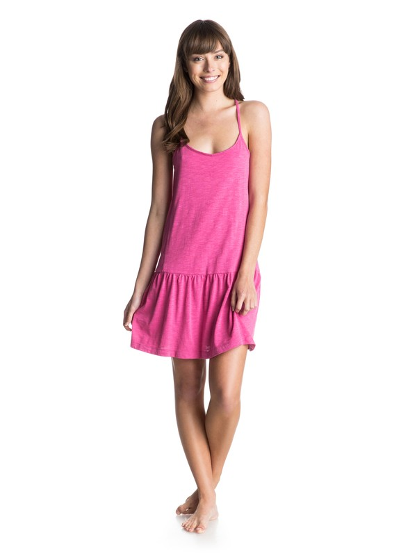 0 Pacific State Tank Dress  ARJKD03035 Roxy