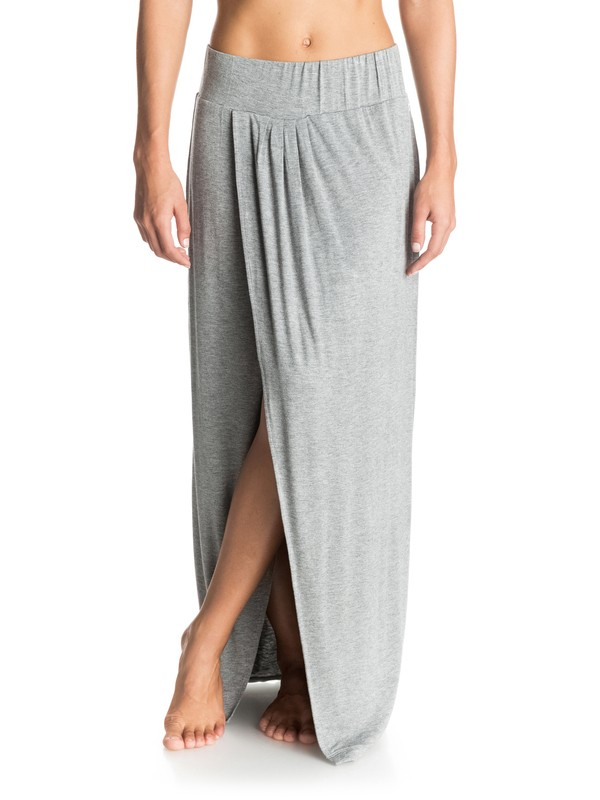 0 Cross Your Heart Maxi Skirt  ARJKK03014 Roxy