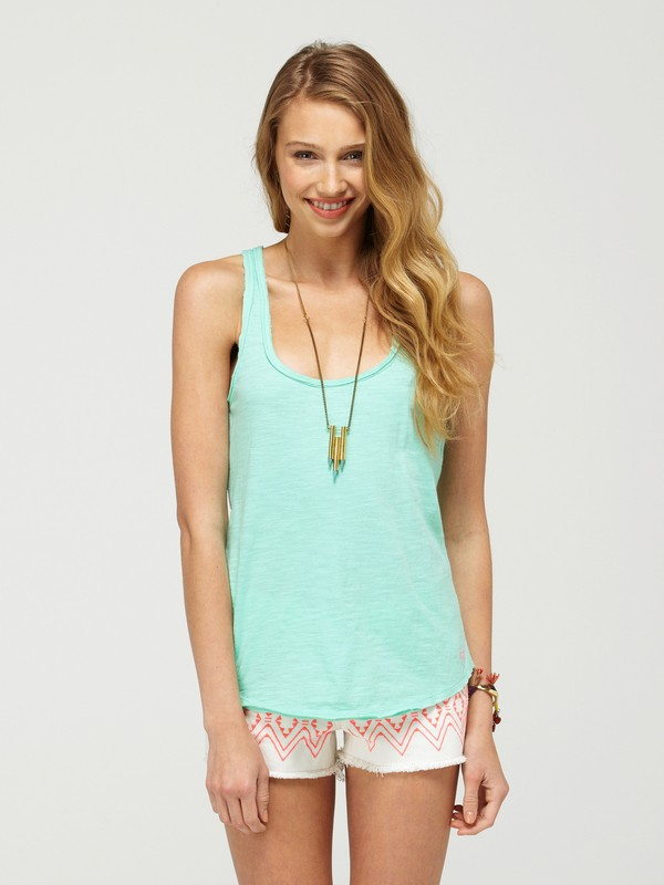 0 Floral Way Tank  ARJKT00028 Roxy
