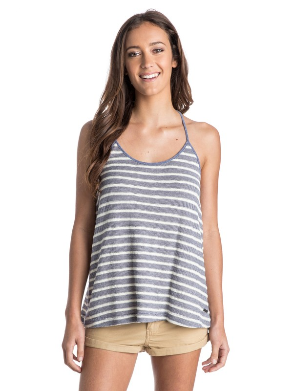 0 Twin Lakes Tank Top  ARJKT03087 Roxy