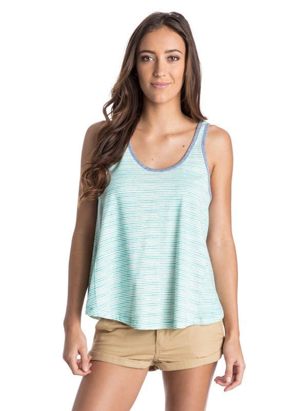 0 Sheep Chute Scoop Neck Tank Top  ARJKT03115 Roxy