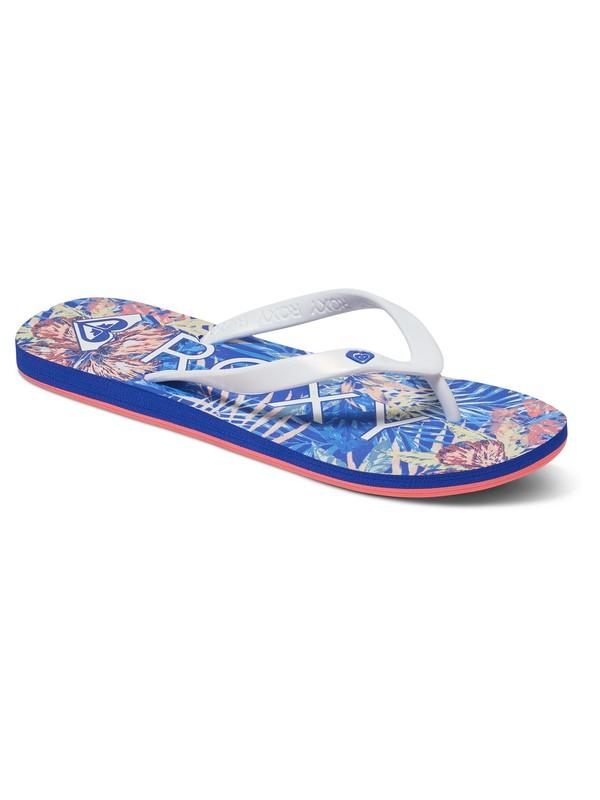 0 Tahiti - Sandales pour Femme Bleu ARJL100132 Roxy