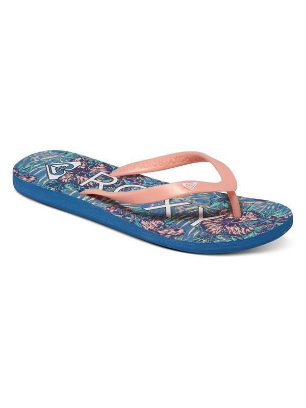 0 Tahiti - Sandalen für Frauen Blau ARJL100132 Roxy