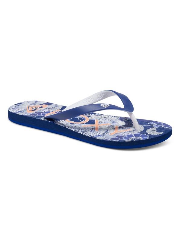 0 Tahiti - Flip-Flops Blue ARJL100132 Roxy