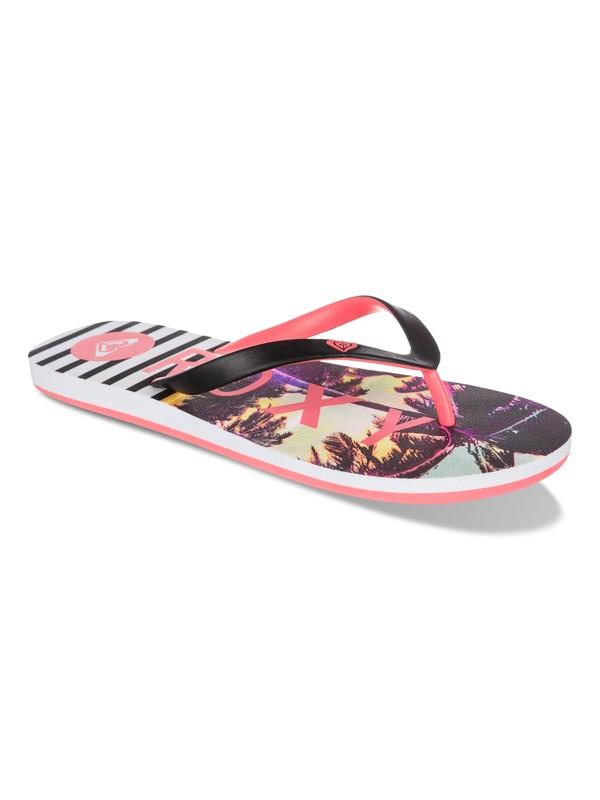 0 Tahiti Flip-Flops  ARJL100132 Roxy