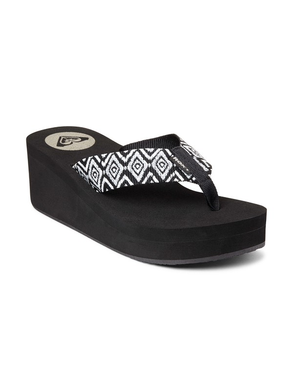 0 Monsoon Wedge Sandal  ARJL100154 Roxy