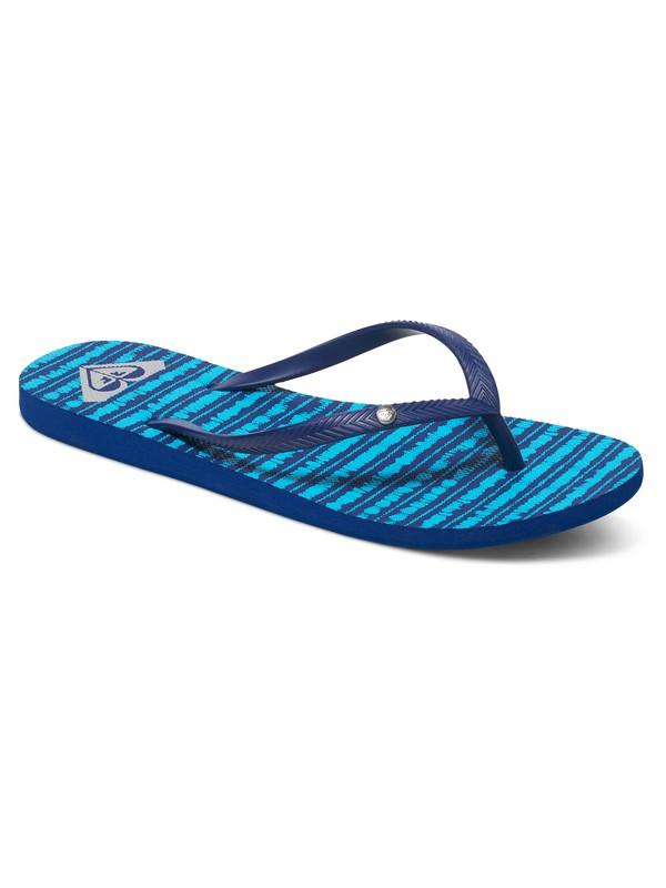 0 Bermuda - Flip-Flops Blue ARJL100249 Roxy