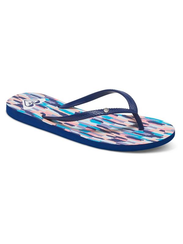 0 Bermuda - Sandalen Blau ARJL100249 Roxy