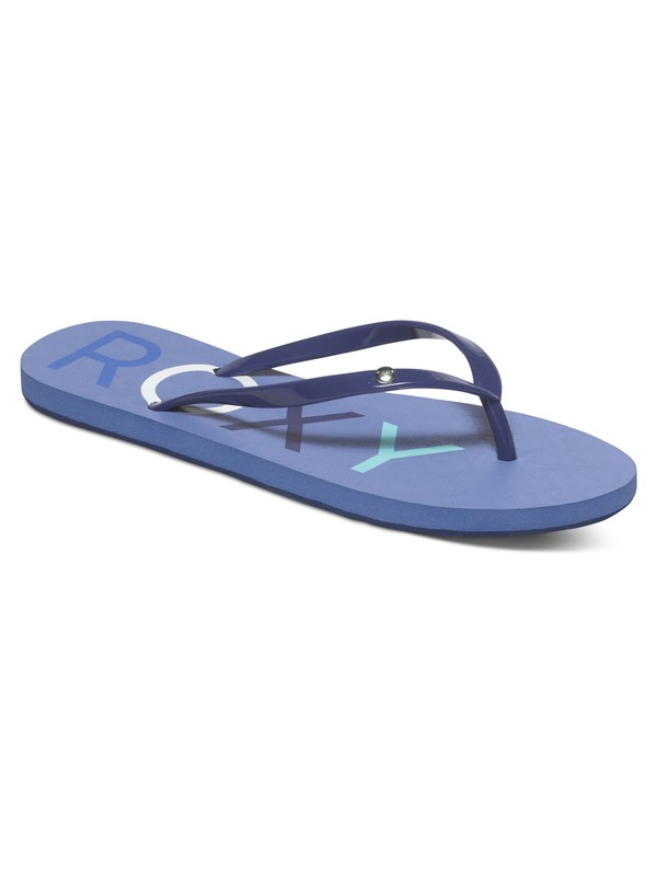 0 Sandy - Sandalen Blau ARJL100438 Roxy