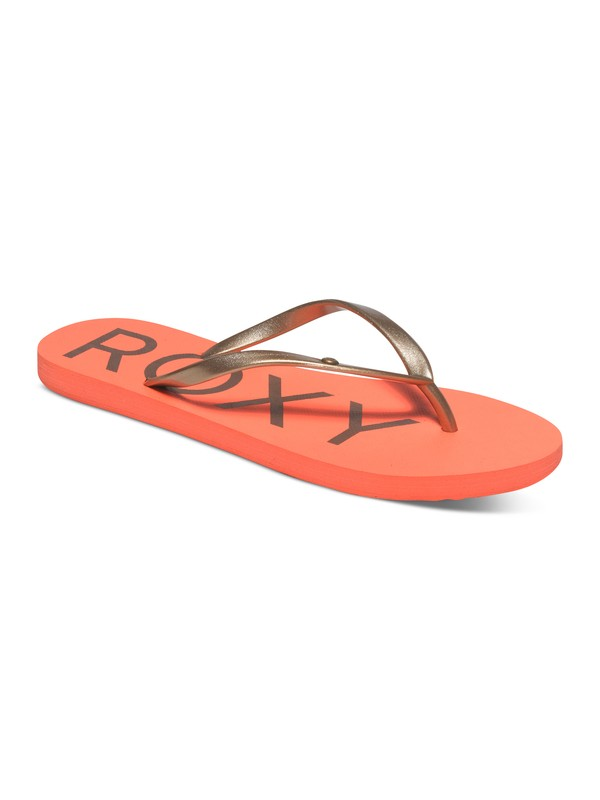 0 Sandy - Sandalen Orange ARJL100438 Roxy