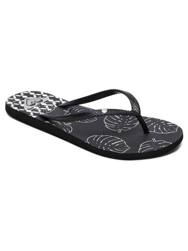 2543368d658c 0 Bermuda - Flip-Flops for Women Black ARJL100664 Roxy
