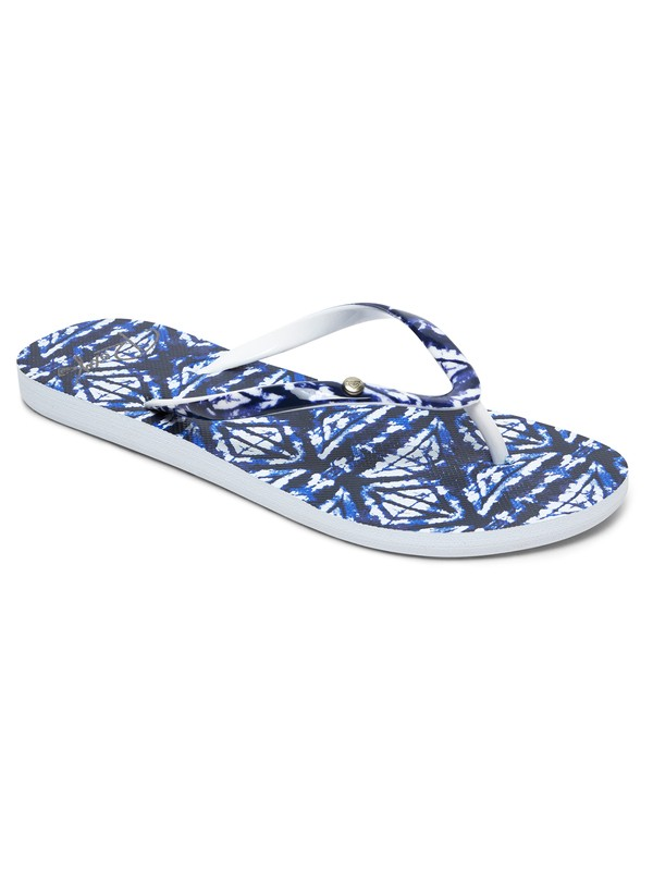 0 Portofino - Flip-Flops for Women Blue ARJL100668 Roxy