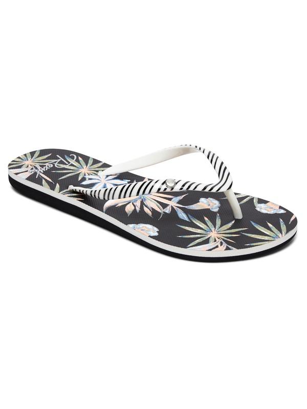 0 Portofino Flip-Flops Black ARJL100668 Roxy