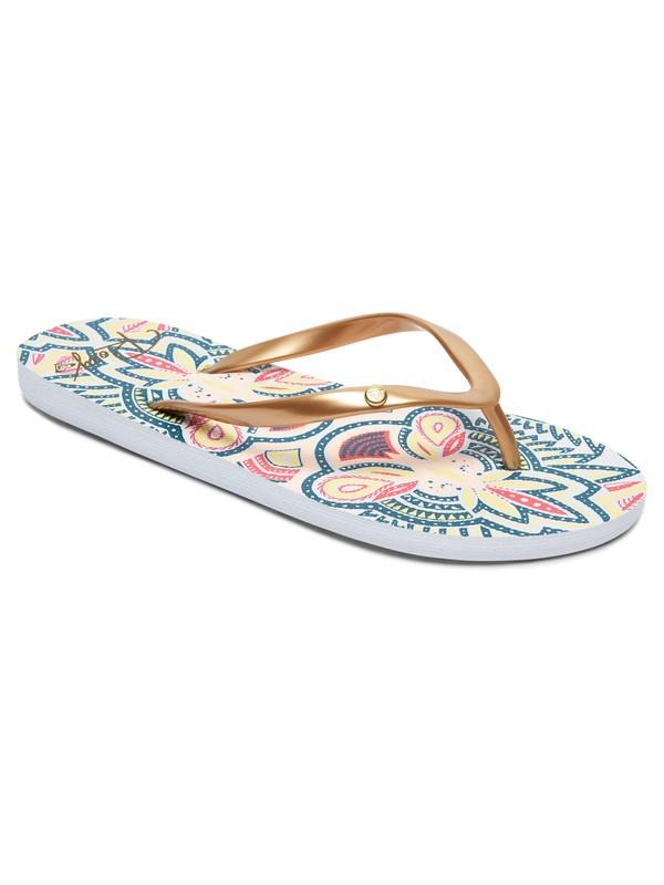 0 Portofino - Sandalen für Frauen Gelb ARJL100668 Roxy