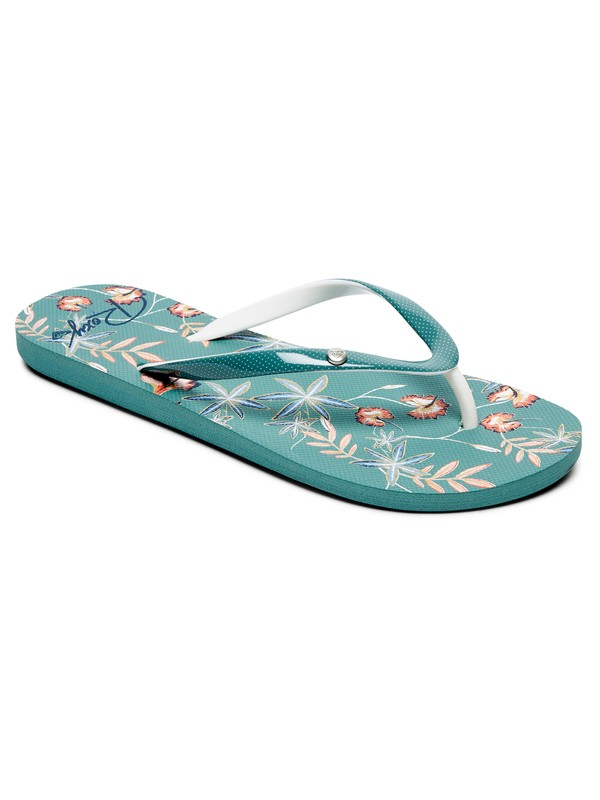 0 Portofino - Sandalen für Frauen Grün ARJL100668 Roxy