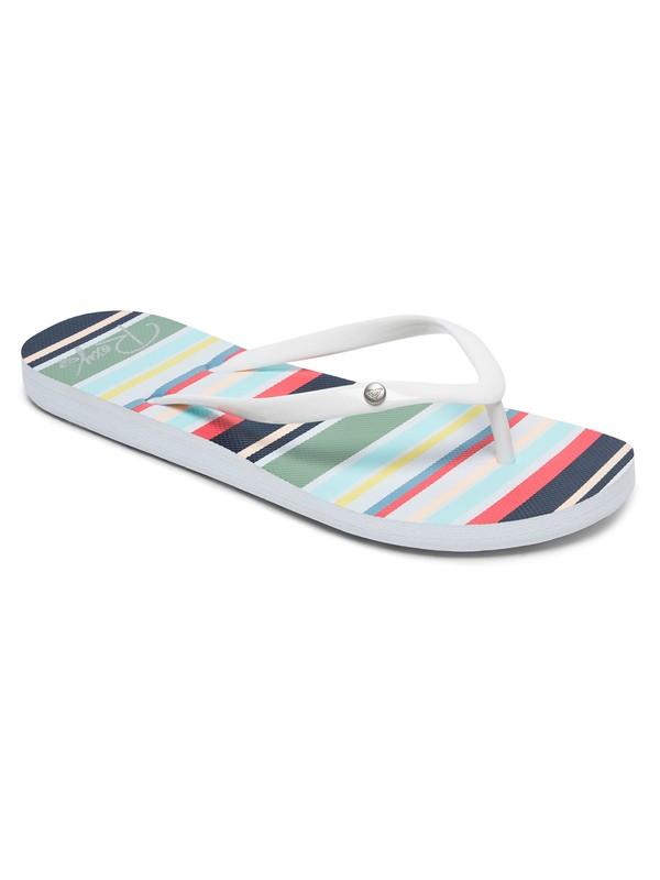 0 Portofino - Flip-Flops for Women White ARJL100668 Roxy