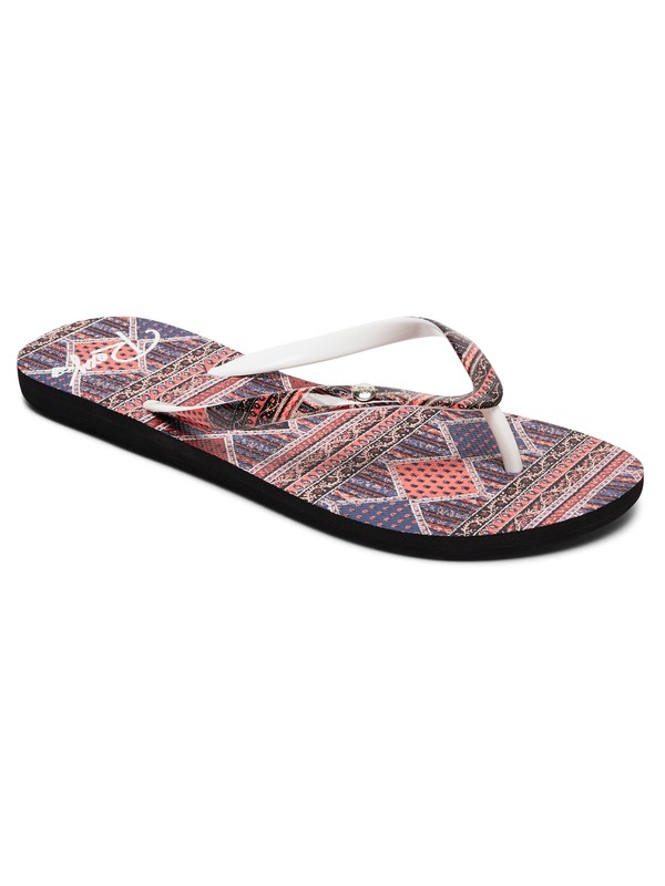 0 Portofino Flip-Flops Orange ARJL100668 Roxy
