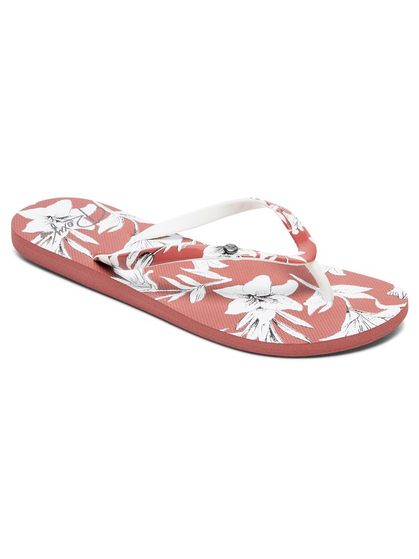 0 Portofino - Flip-Flops for Women Pink ARJL100668 Roxy