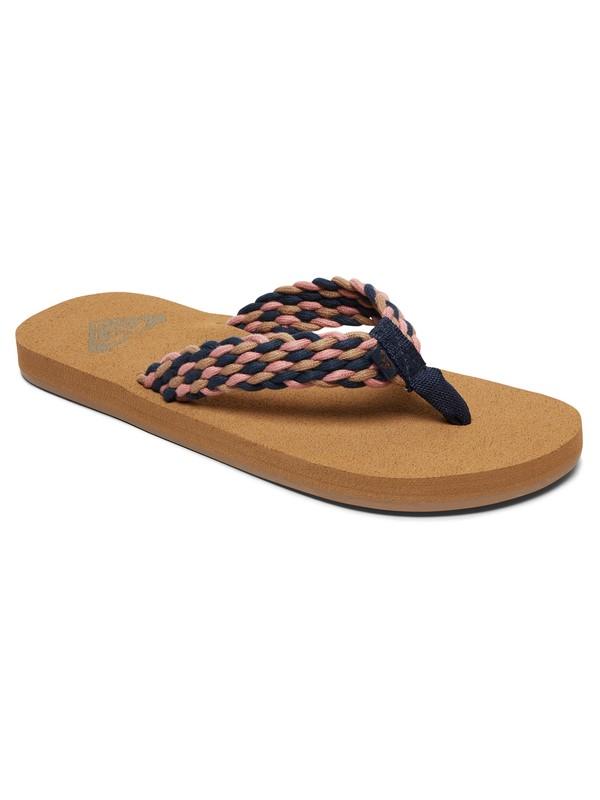 0 Porto II - Sandals for Women Blue ARJL100677 Roxy