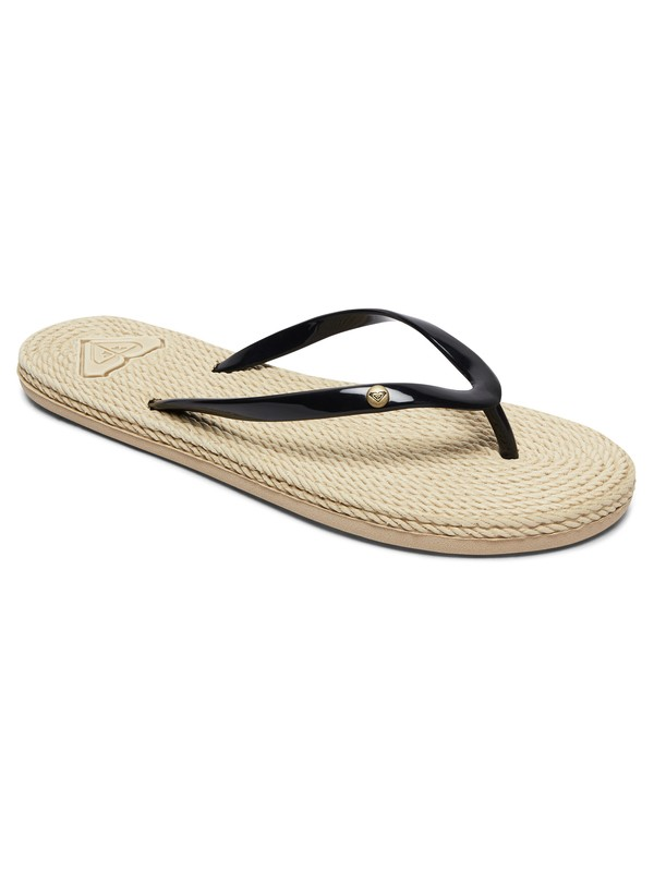 0 South Beach - Flip-Flops Black ARJL100685 Roxy