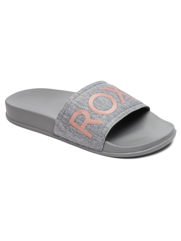 0 Slippy Textile Slider Sandals  ARJL100718 Roxy