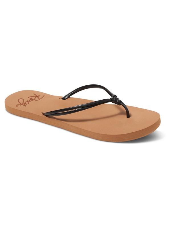 0 Lahaina - Flip-Flops for Women Black ARJL100721 Roxy