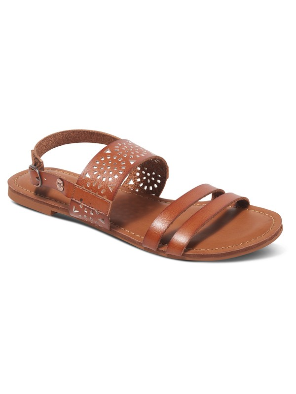 0 Felicia - Chanclas Marron ARJL200527 Roxy