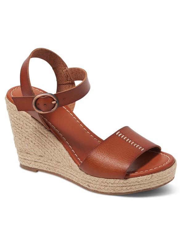 0 Elena Wedge Sandals  ARJL200531 Roxy