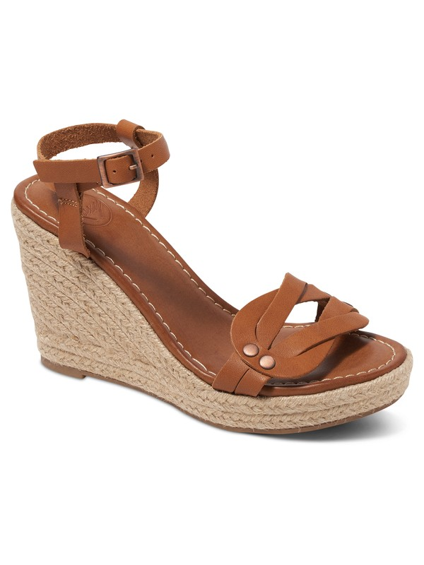 0 Lydia - Wedge Sandals  ARJL200535 Roxy