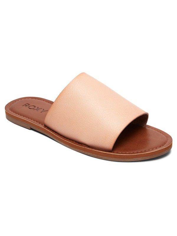 0 Kaia Slide Sandals Red ARJL200654 Roxy