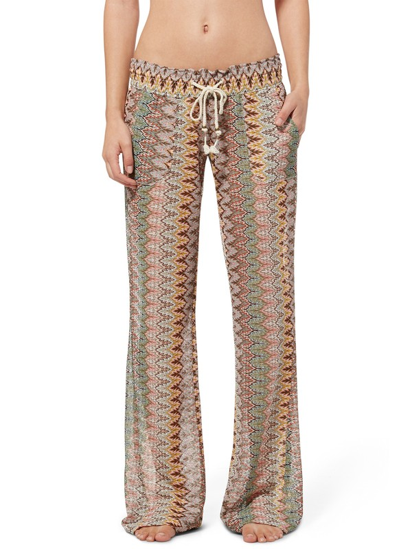 0 Oceanside Jacq Pants  ARJNP00025 Roxy