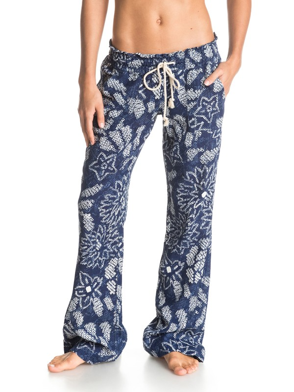 0 Oceanside Print - Pantalon de plage  ARJNP03013 Roxy