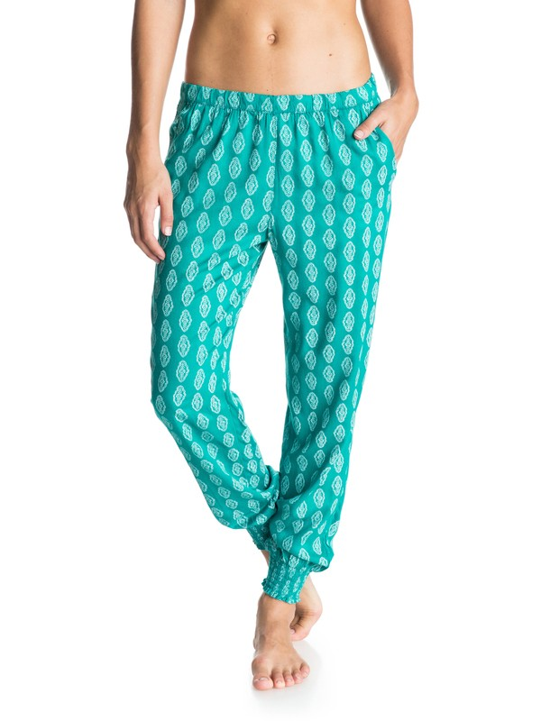 0 Sun Hands Harem Pants  ARJNP03060 Roxy
