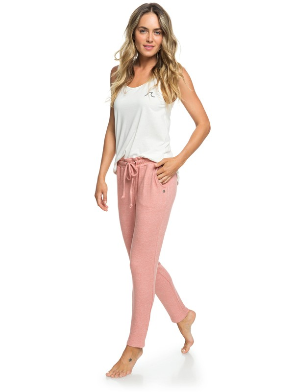 0 Breath A New Day - Joggers for Women Pink ARJNP03131 Roxy