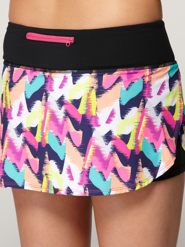 0 Gear Up Running Skirt  ARJNS00023 Roxy