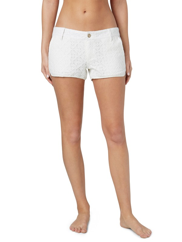 0 High Seas Eyelet Shorts  ARJNS00040 Roxy