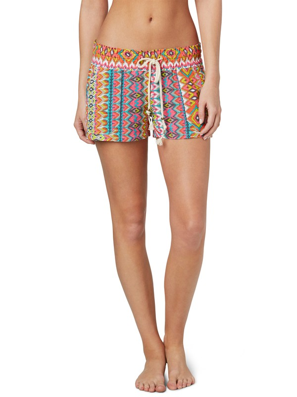 0 Oceanside Short Print Shorts  ARJNS00044 Roxy