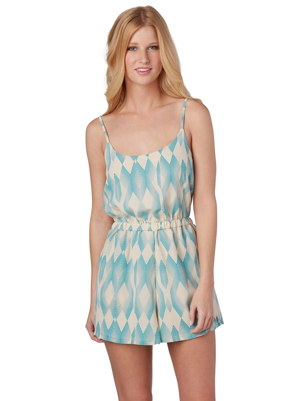 0 Tainted Love Romper  ARJNS00050 Roxy