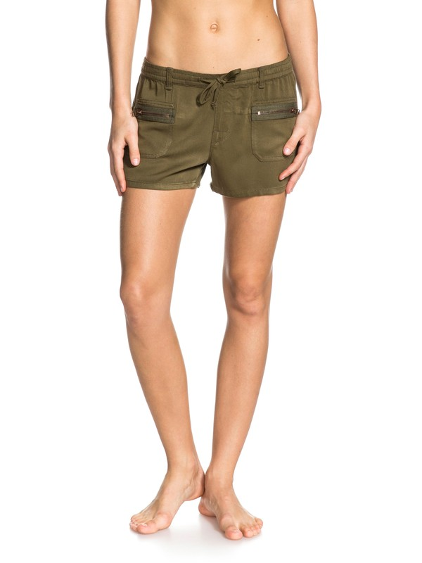 0 Up In Arms Shorts  ARJNS03027 Roxy