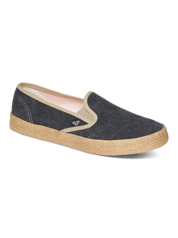 0 Redondo Jute Slip On Shoes  ARJS300226 Roxy
