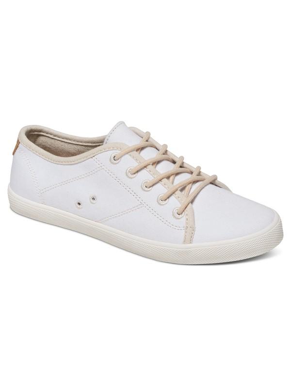 0 Memphis Lace-Up Shoes White ARJS300276 Roxy