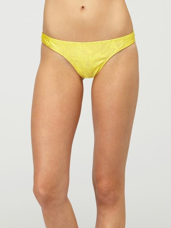 0 Wild Seashore Itsy Bitsy Bikini Bottoms  ARJS400028 Roxy