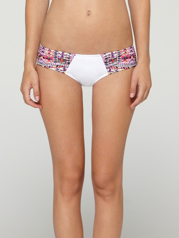 0 Beach Dreamer Paneled Boy Brief Bikini Bottoms  ARJS400042 Roxy