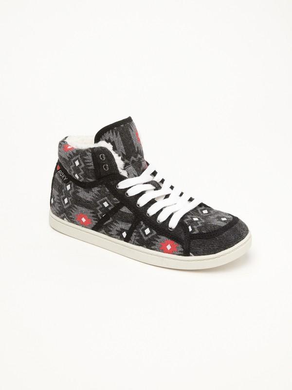 0 Rockie Fur II Shoes  ARJS600146 Roxy