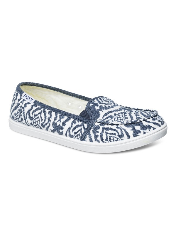 0 Lido Plus Slip-On Shoes  ARJS600314 Roxy