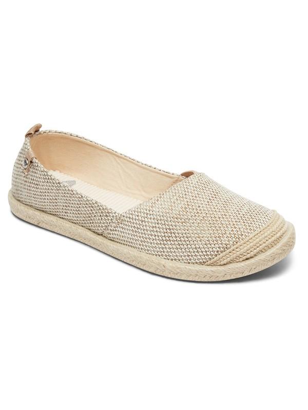 0 Flora - Baskets pour Femme Jaune ARJS600412 Roxy