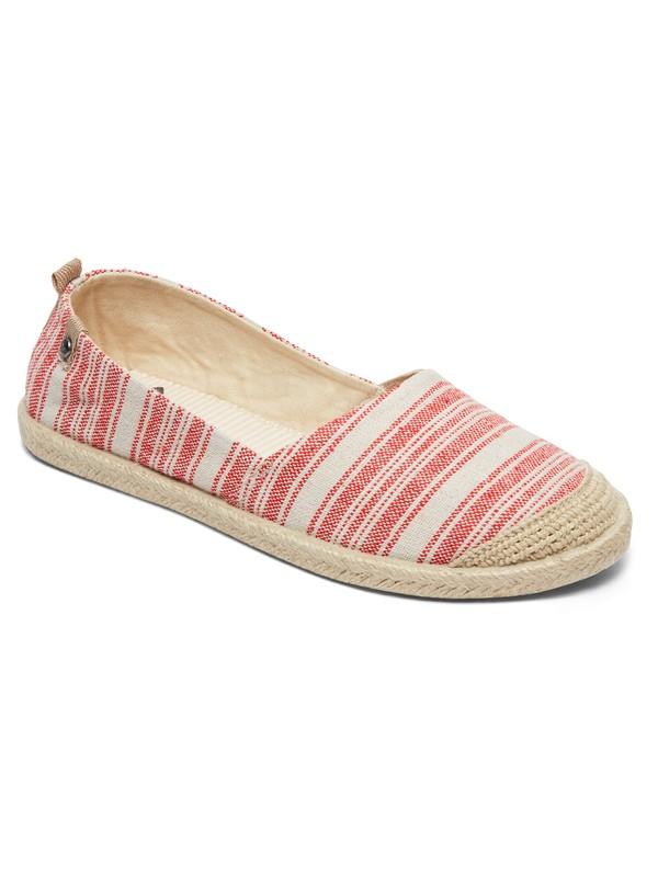 0 Flora - Baskets pour Femme Rouge ARJS600412 Roxy